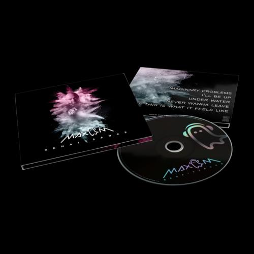 "MAX'M - ""Renaissance"" EP - cd"